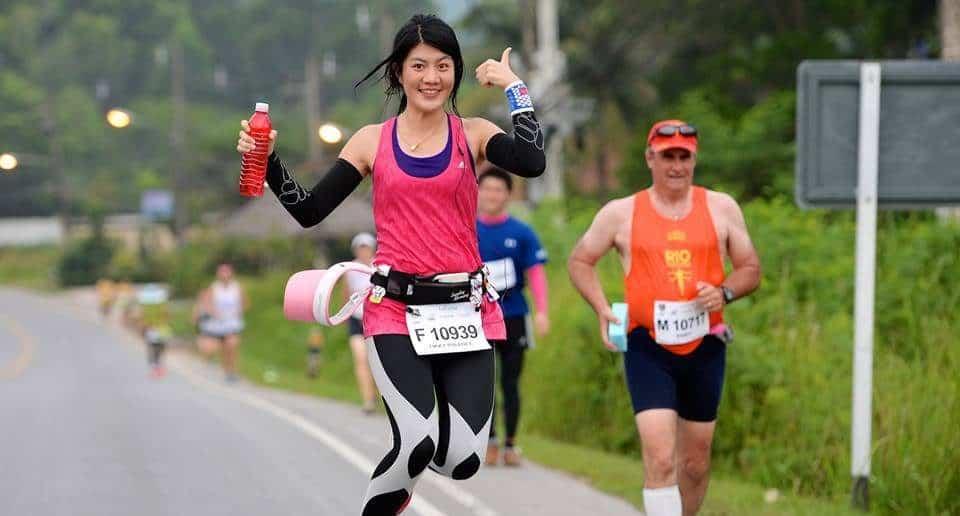 Phuket fun run