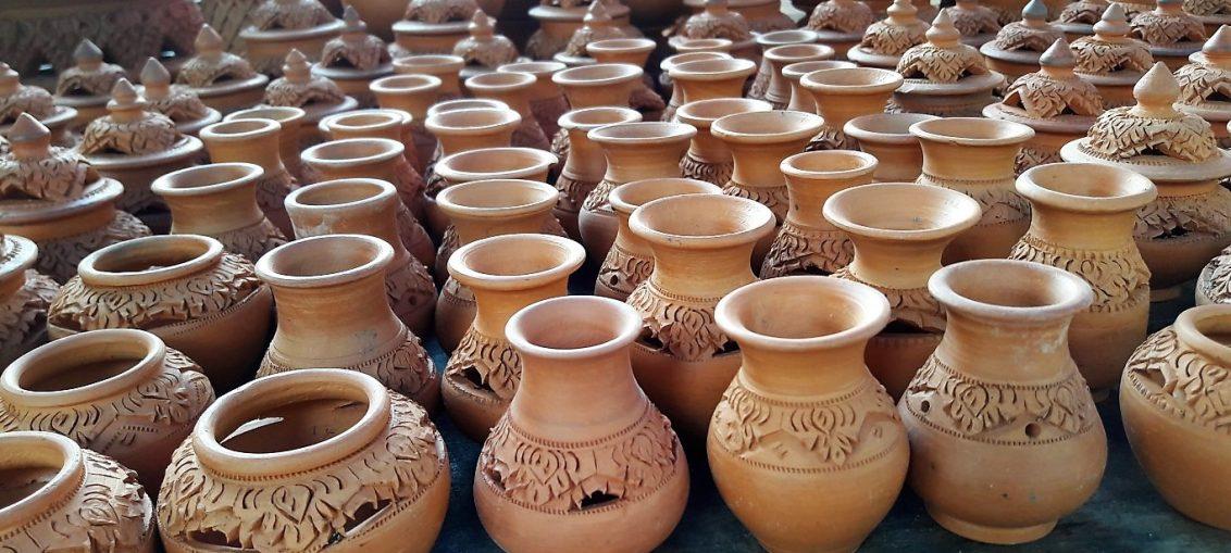koh kret pottery