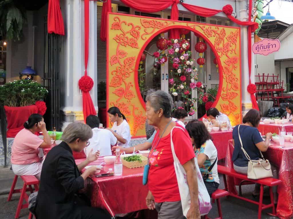 old town festival phuket