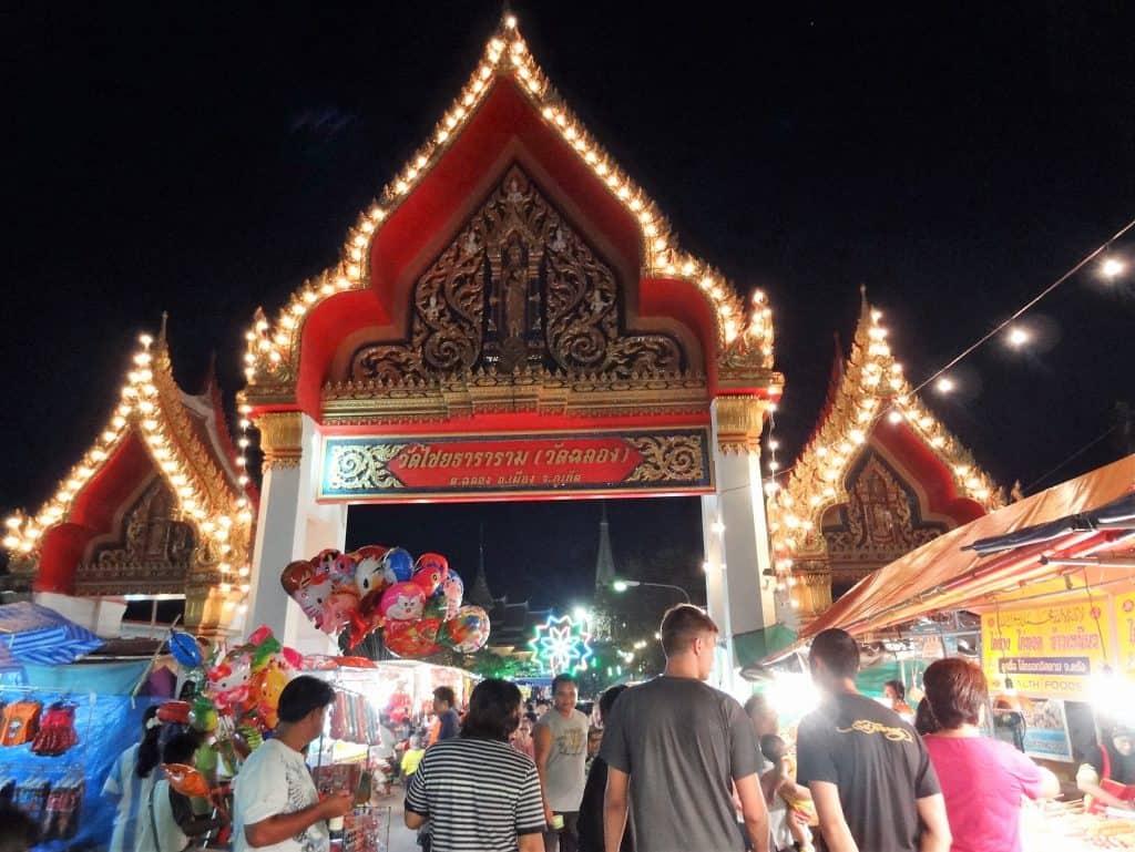 wat chalong fair