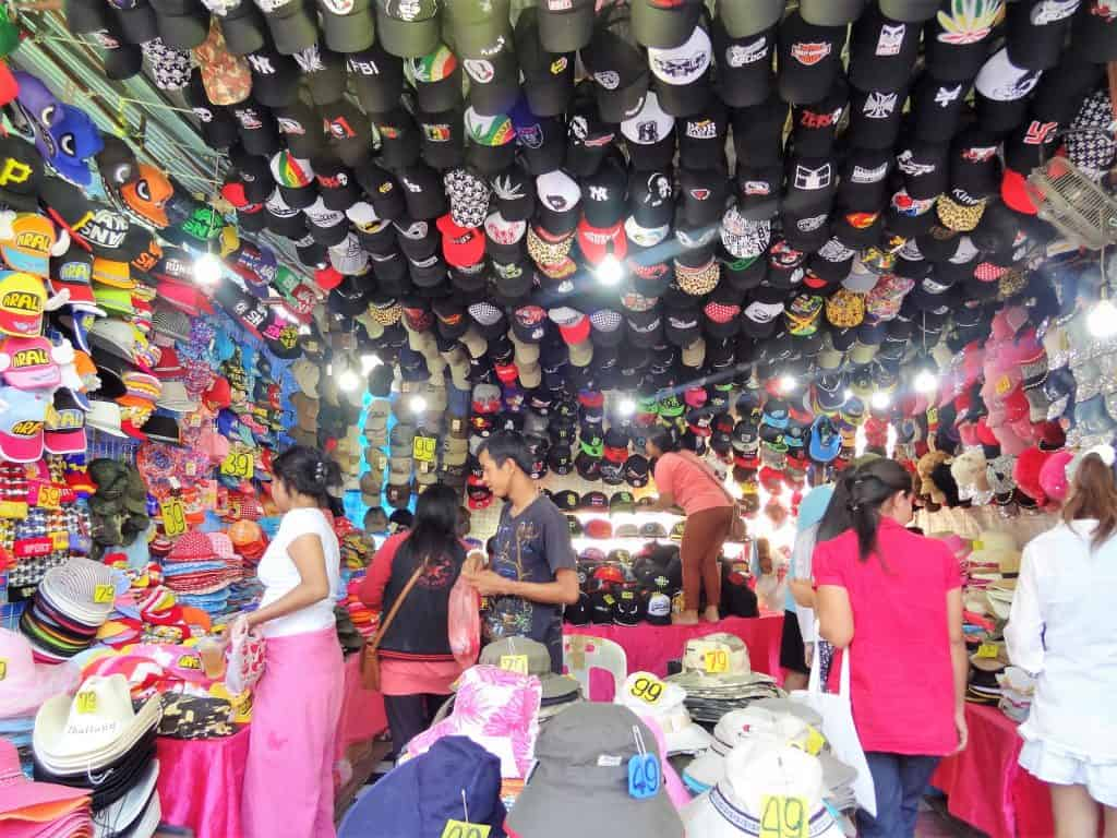 wat chalong market
