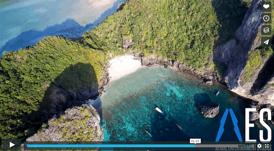 drone video phi phi