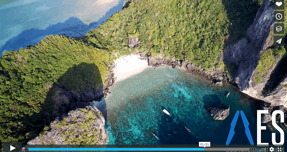 drone video phi phi