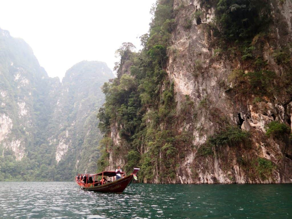khao sok lake tour