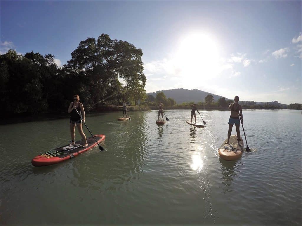 Phuket standup paddle