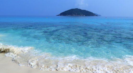 similan island beach