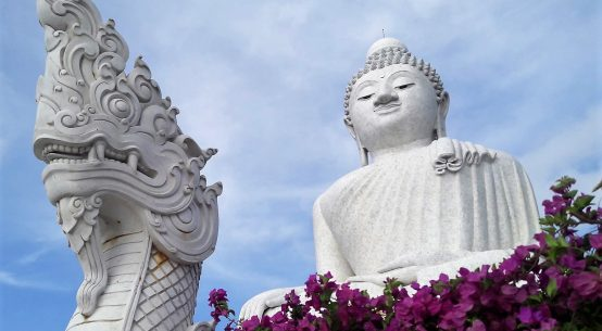 big buddha phuket hill
