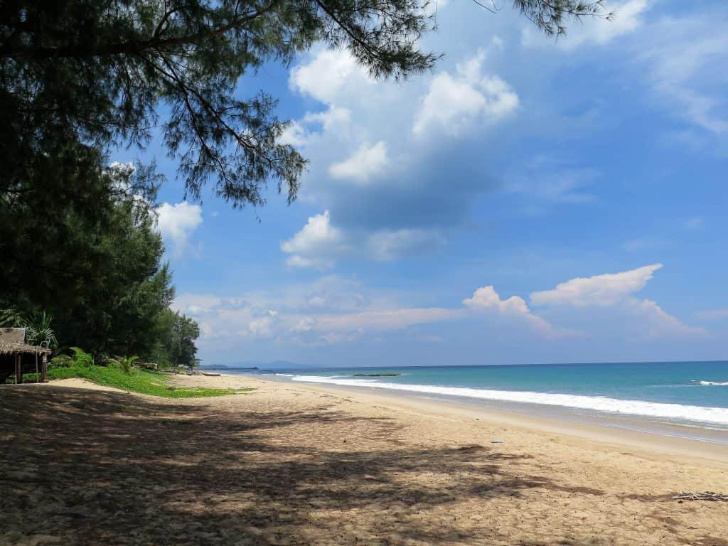 natai beach thailand