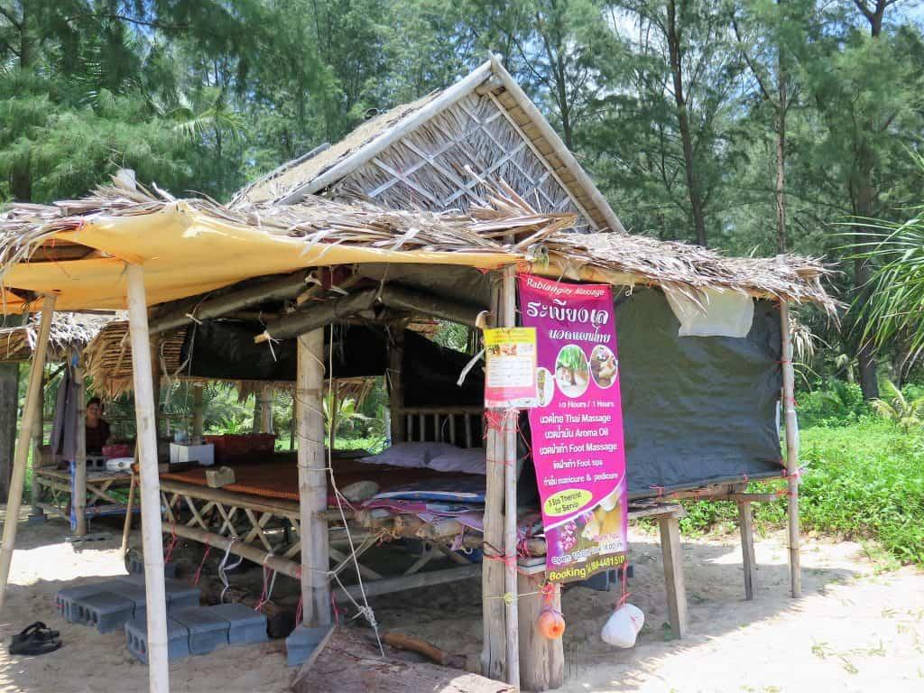 massage natai beach