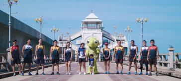 Phuket turtle run
