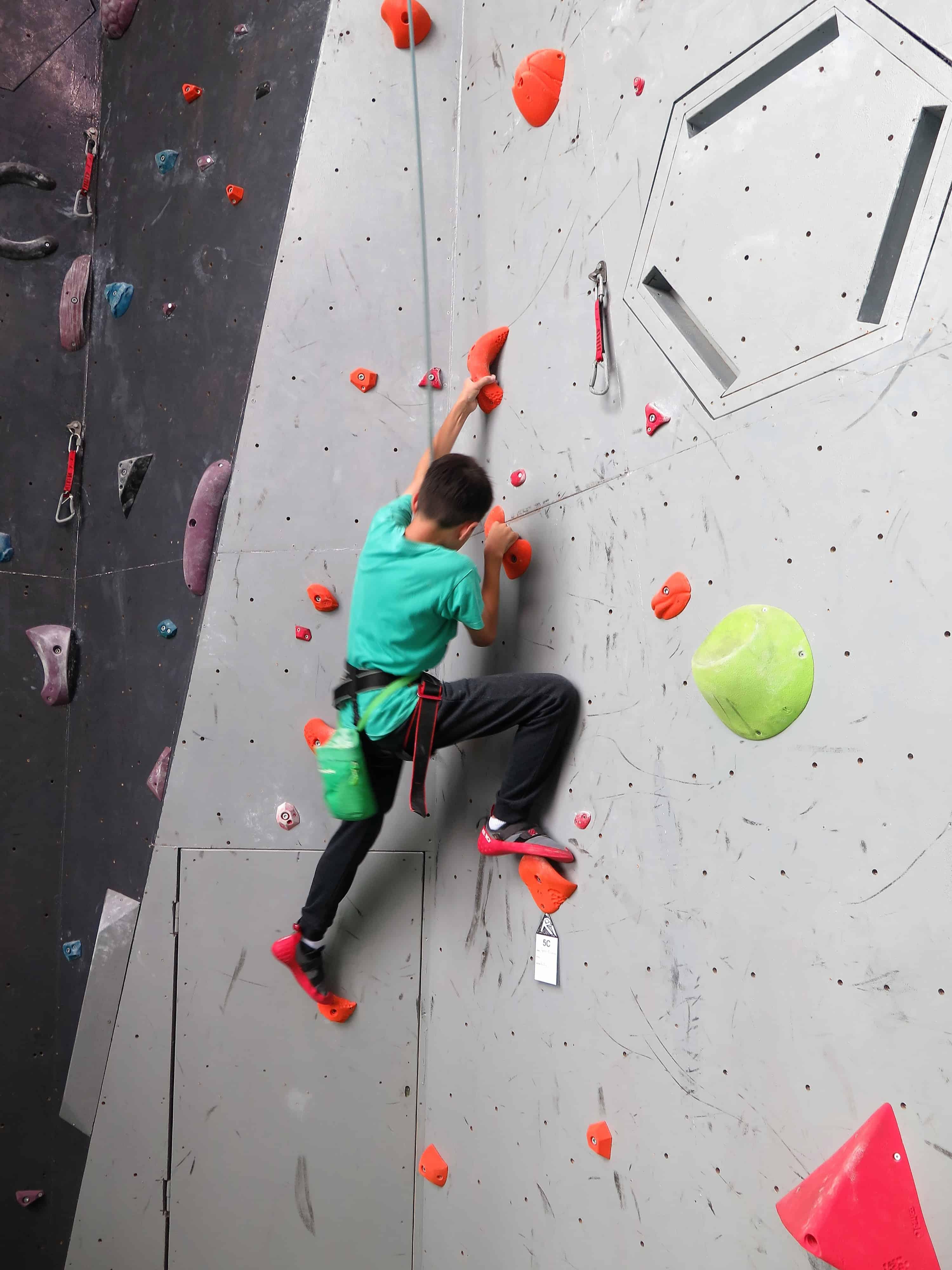 rock climbing phuket