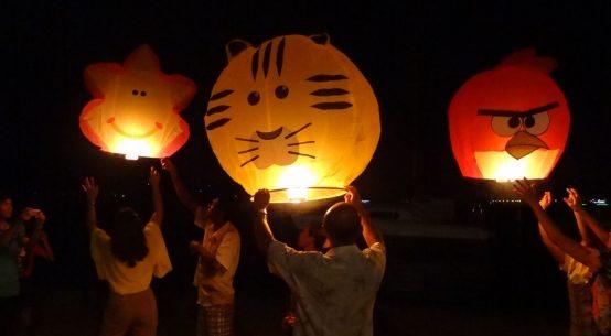 Loy Krathong Phuket